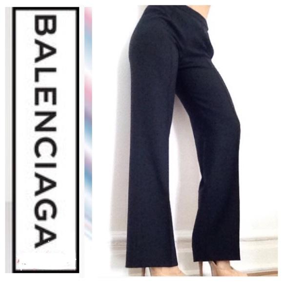 buy online 5943b 32c29 Balenciaga Le Dix Black Jeans